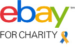 ebay for Charity logo