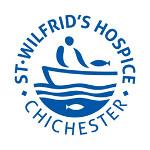 St Wilfrid's Hospice, Chichester logo