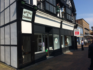 21-23 High Street, Northwich