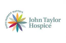 John Taylor Hospice logo