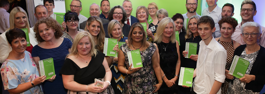 2019 Charity Retail Awards winners