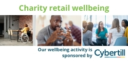 Charity retail wellbeing