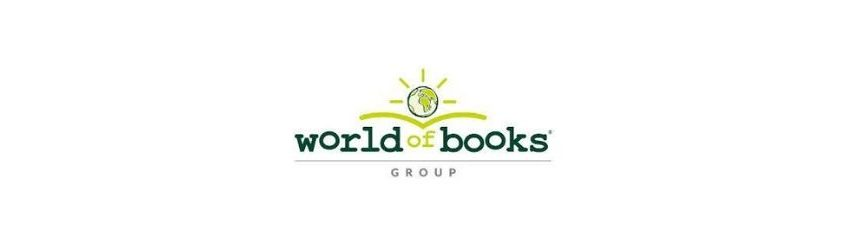 World of books web header