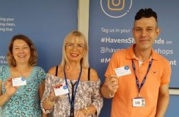 Havens Hospices staff and volunteers